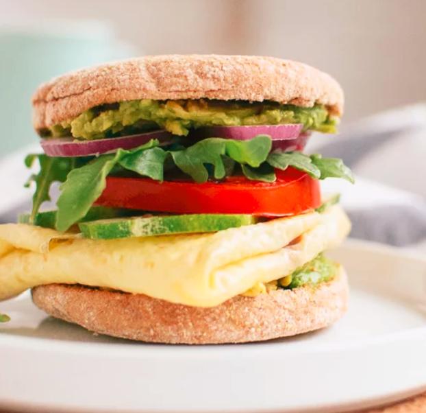 Southwestern Sandwich Platter 00018