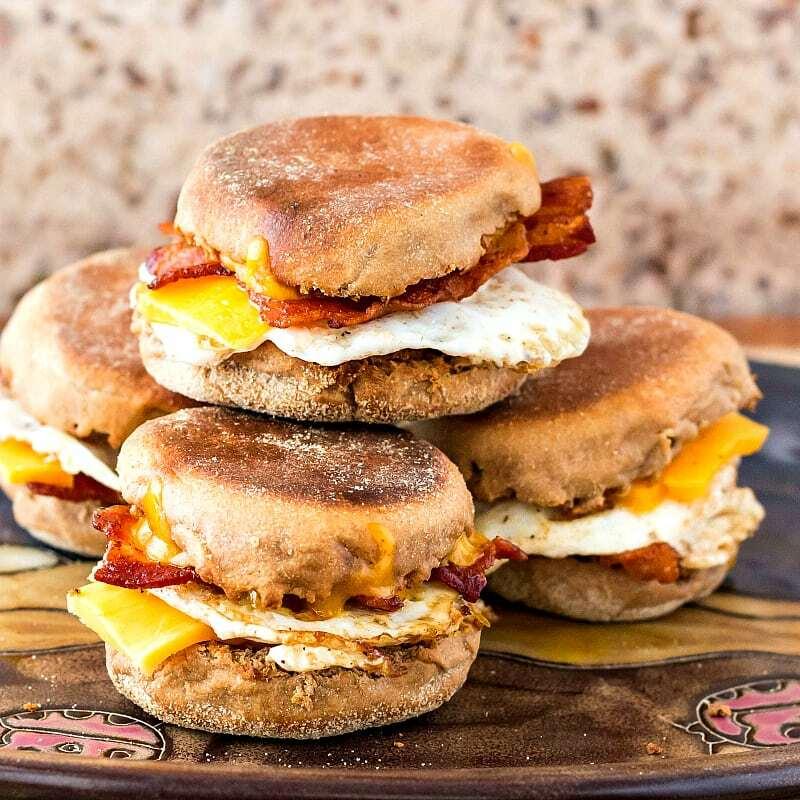 Chez BeeSen Sandwich Platter 00019