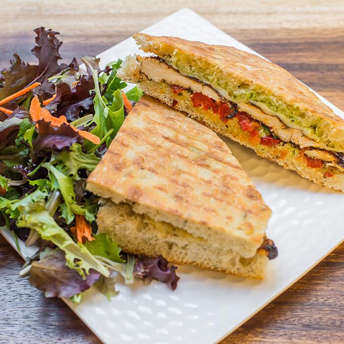 Soma Chicken Sandwich