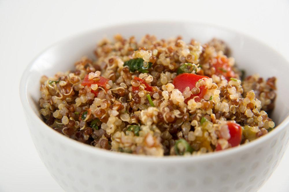 Quinoa Salad - Organic 1581