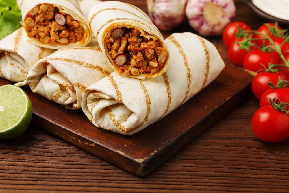 Carne Asada Burrito 471