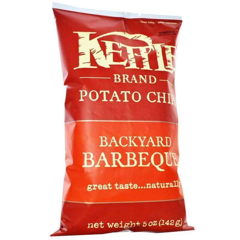 Kettle Chips - Barbecue 1231
