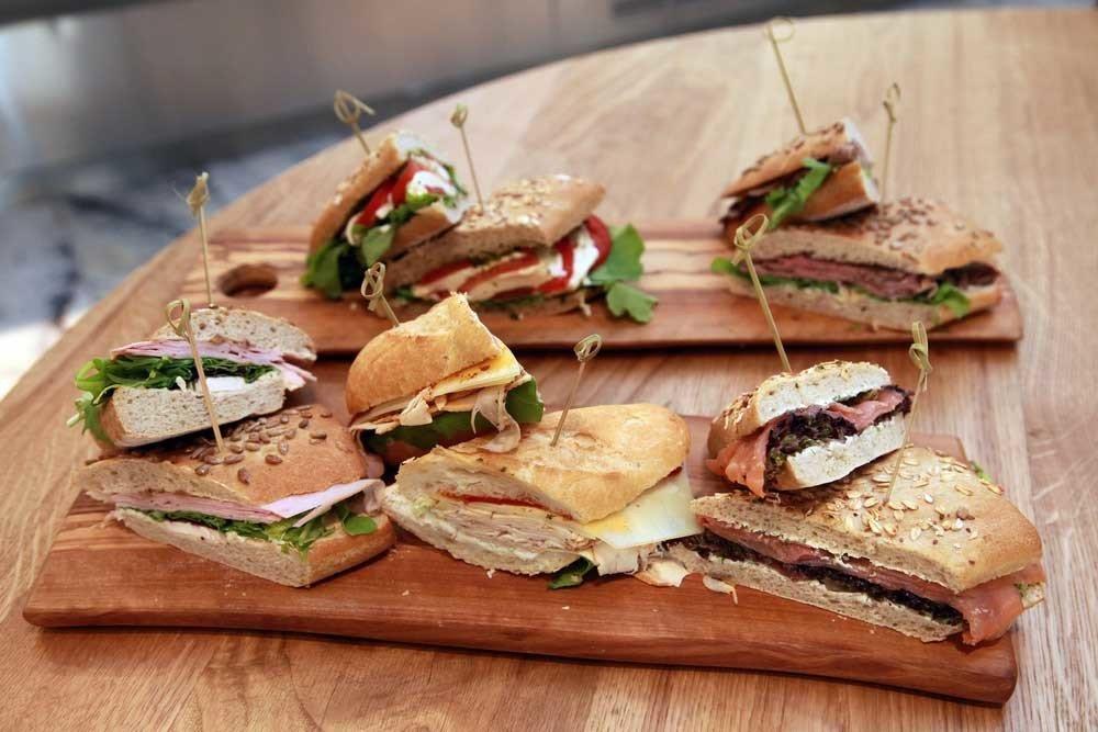 Assorted Sandwich Platter 121