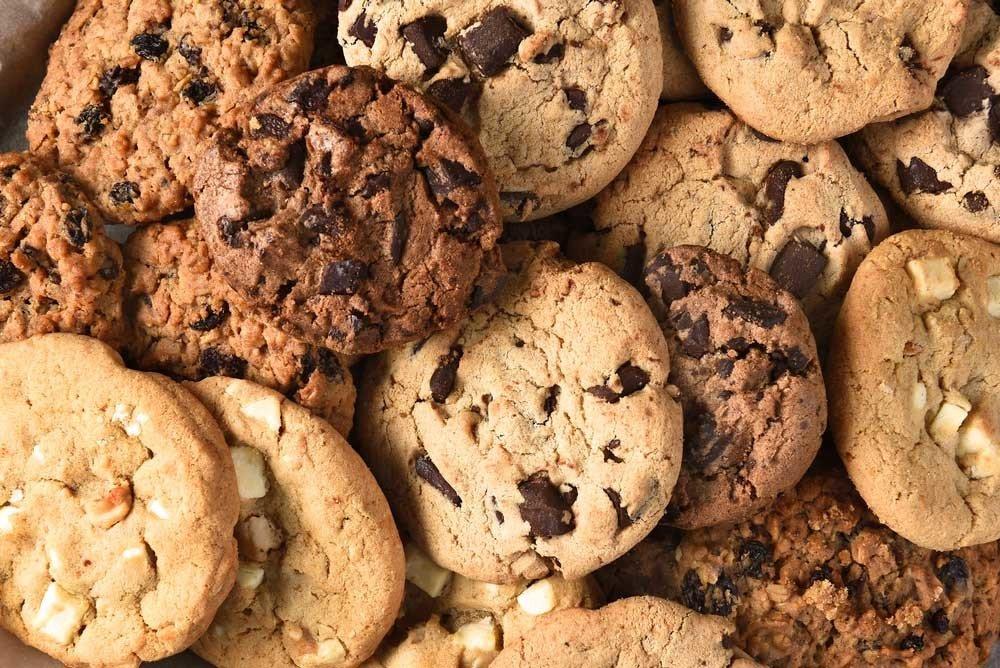 Freshly Baked Cookies (10) 1001
