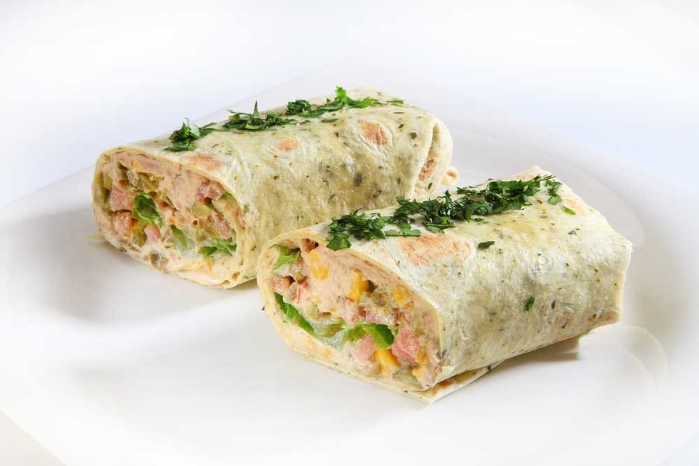 Tuna Melt Wrap 2101