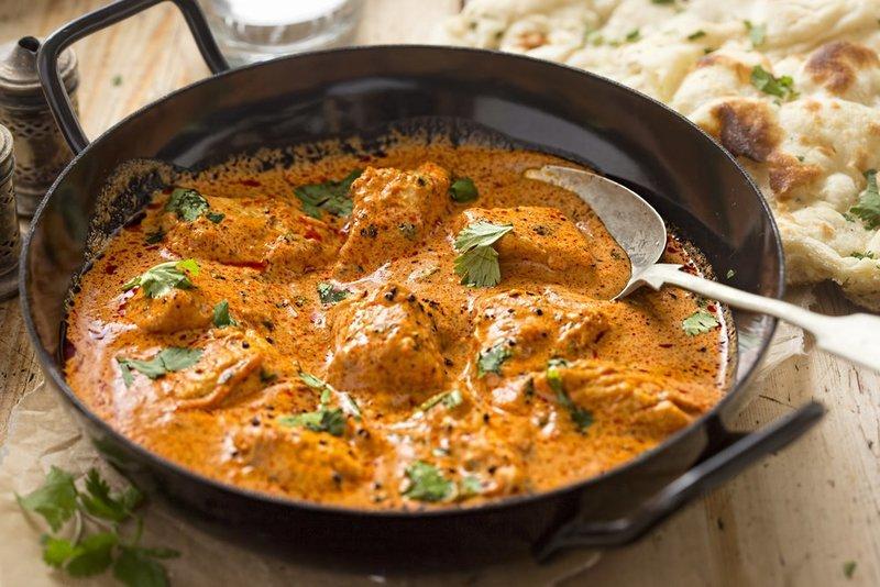 Chicken Tikka Masala & Basmati Rice