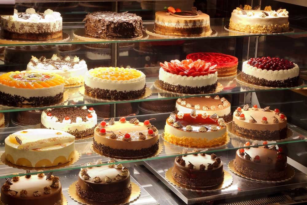 Assorted 10-inch Cakes