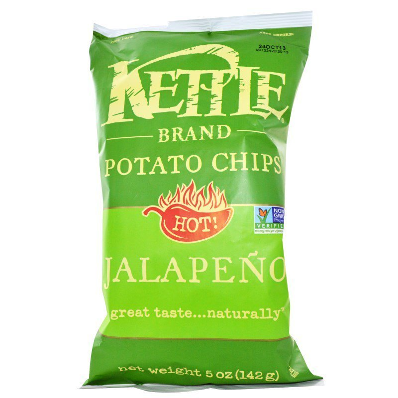 Kettle Chips - Jalapeño 1271