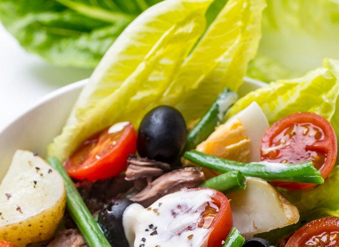 Salad Nicoise 1701