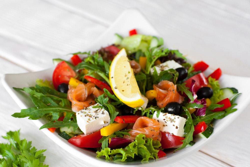 Salad Norveigenne