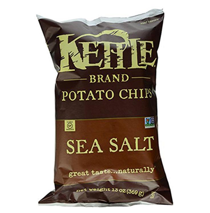 Kettle Chips - Sea Salt