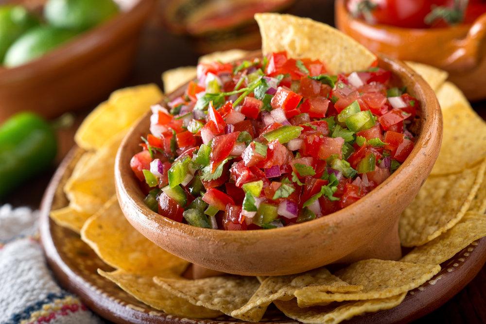 Chips & Salsa 761
