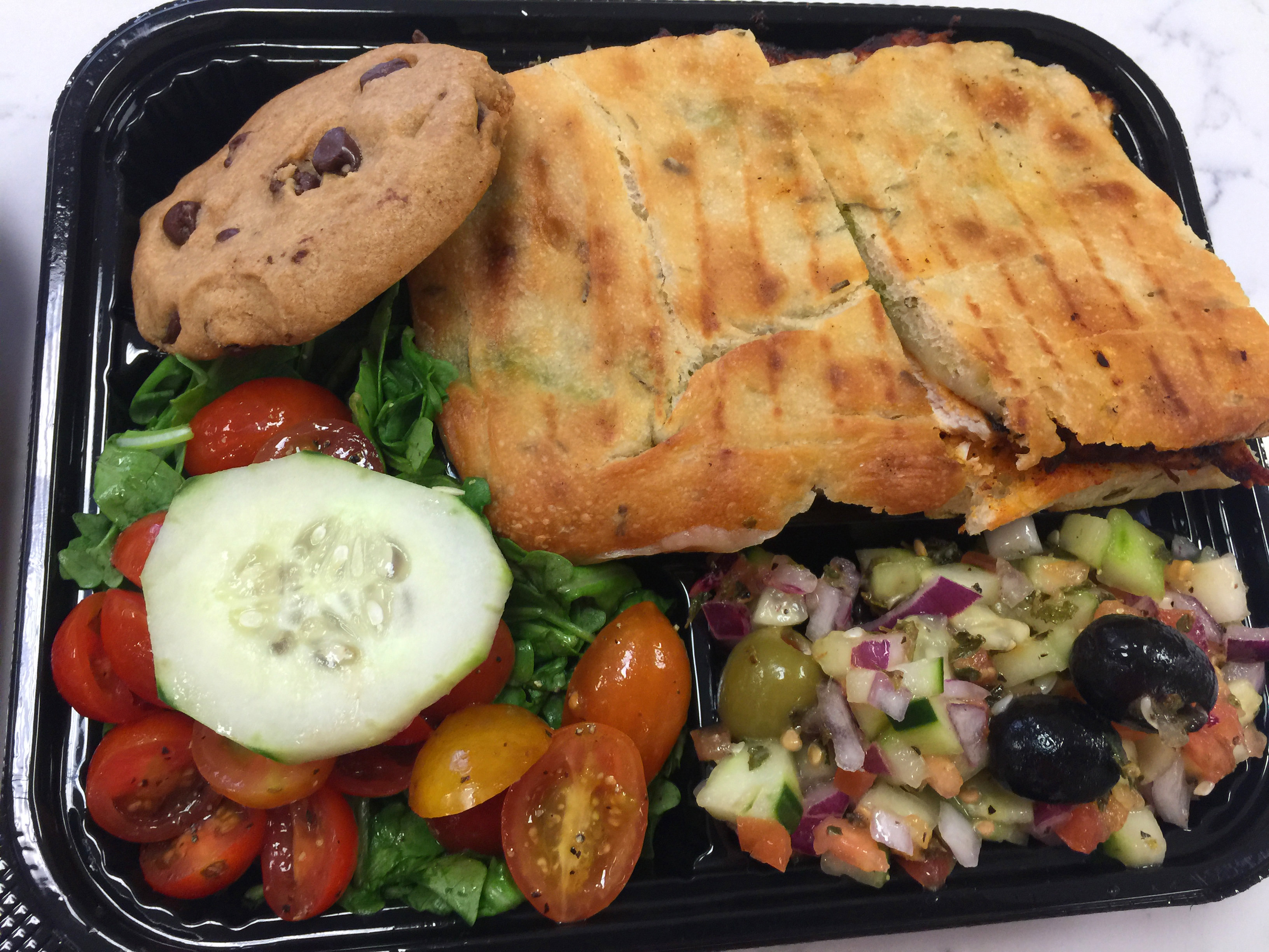 Boxed Lunch Sandwiches 401