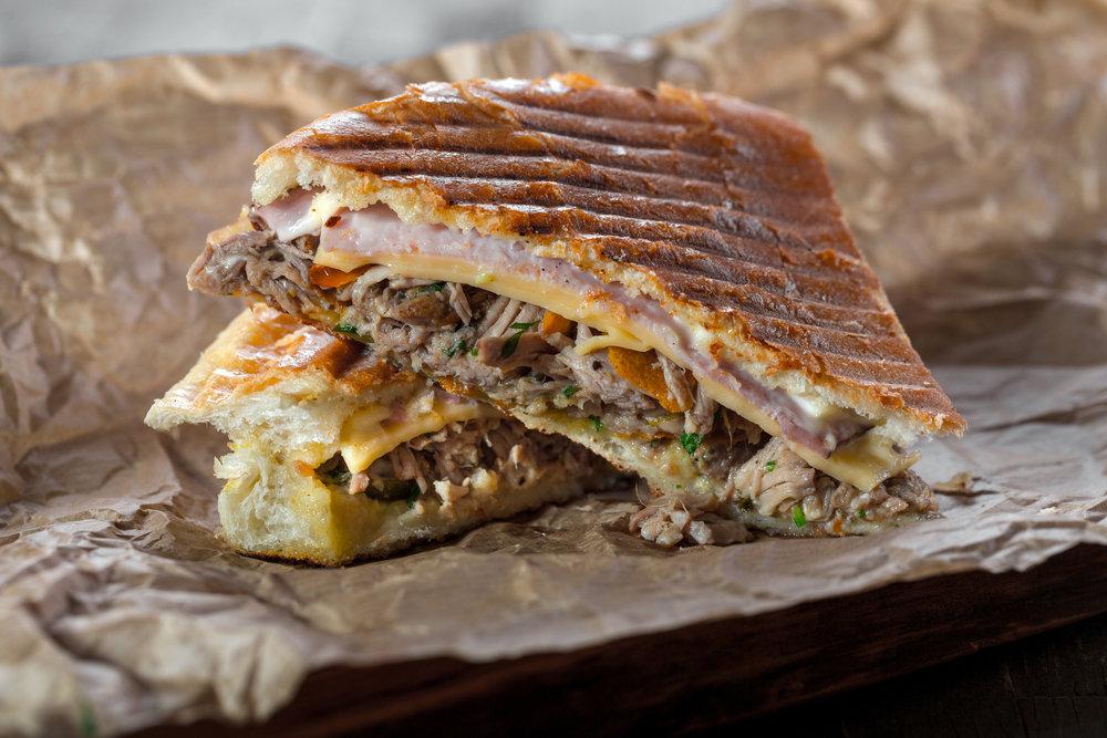 Steak Et Fromage Sandwich 1981