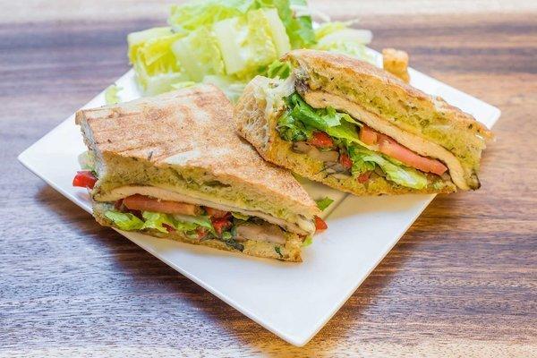 Grilled Chicken Sandwich 1081