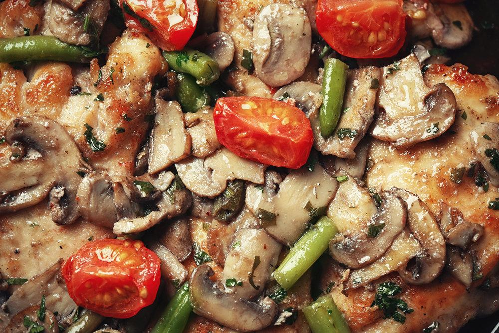 Chicken Marsala 651
