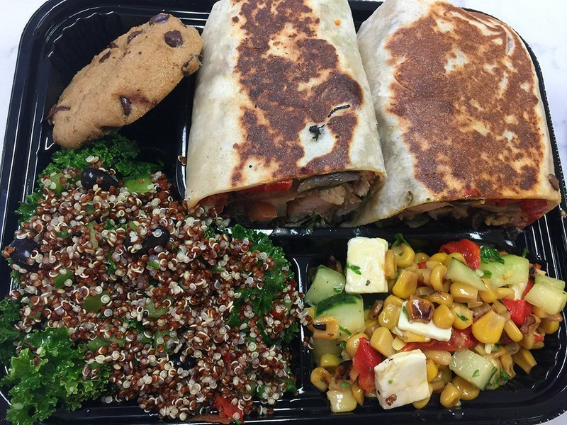 Boxed Lunch Wraps