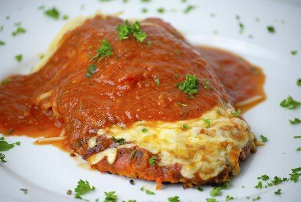 Chicken Parmigiana 661