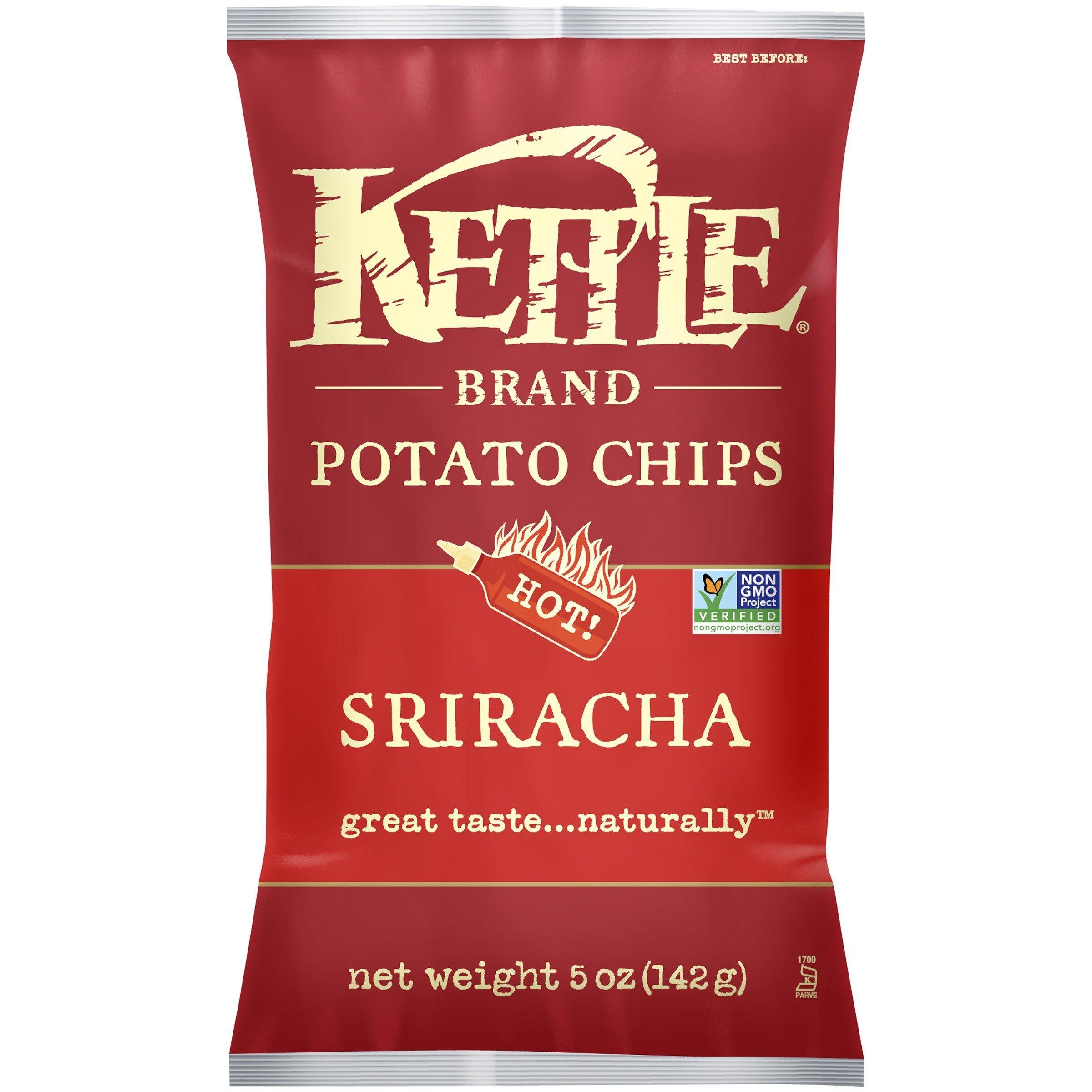 Kettle Chips - Sriracha 1301