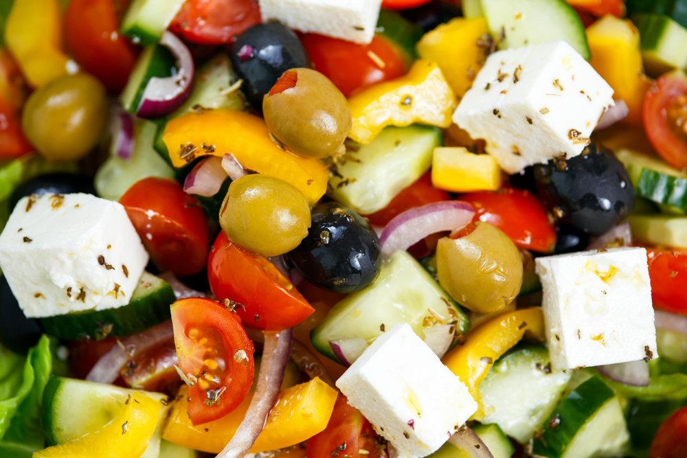 Mediterranean Salad 1421