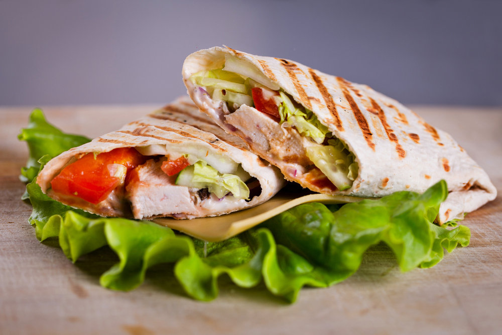 Prima Facie Chicken Wrap 1551