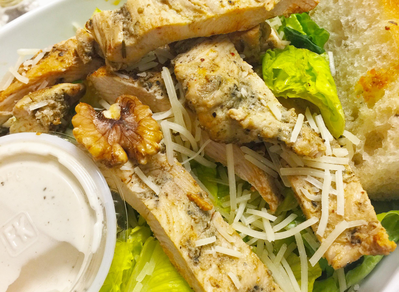 Grilled Chicken Caesar 1071