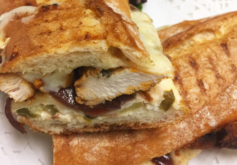 Spicy Chicken Sandwich 1911