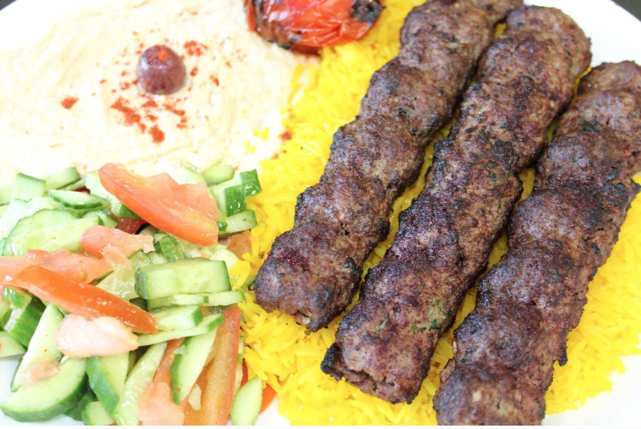 Beef Shawarma Plate 00011