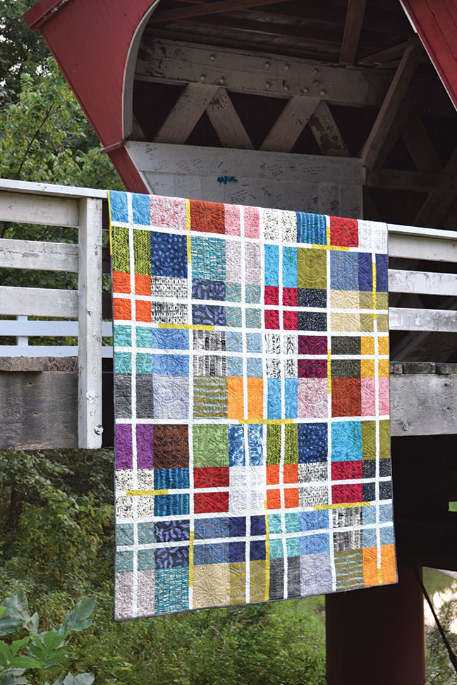"""""""All Inked Up"""" Quilt Pattern PDF"""
