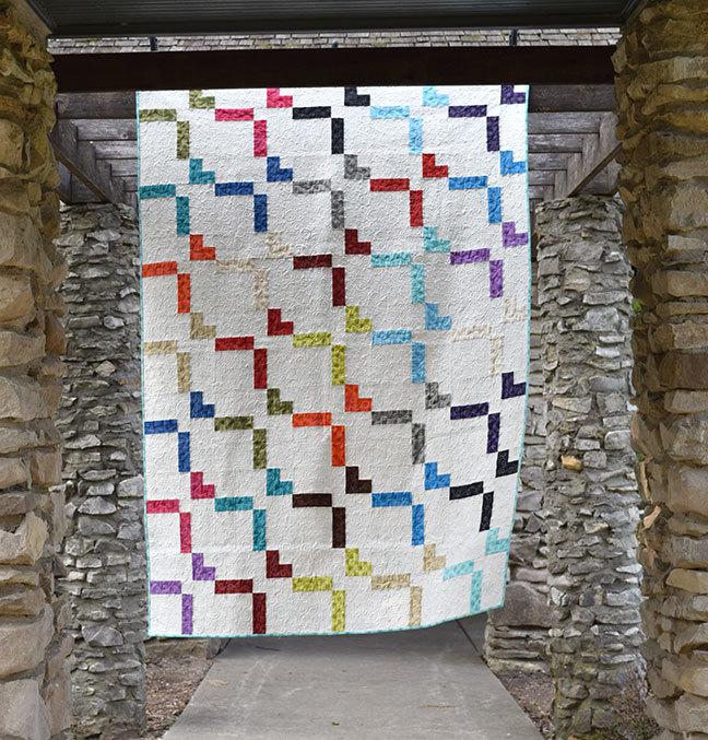 """Sprinkles"" Quilt Pattern PDF"