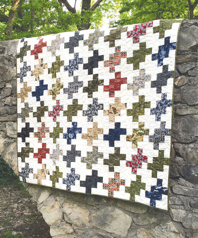 """Two by Two"" Quilt Pattern PDF Two by Two"
