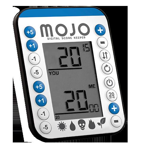 Mojo - The Best Digital Score DG-M01