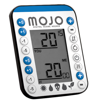 Mojo - The Best Digital Score