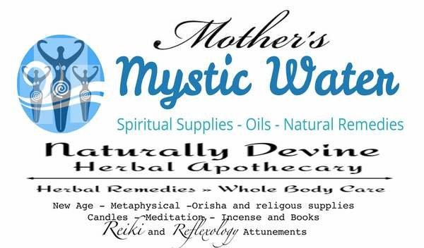 Mother's Mystic Water