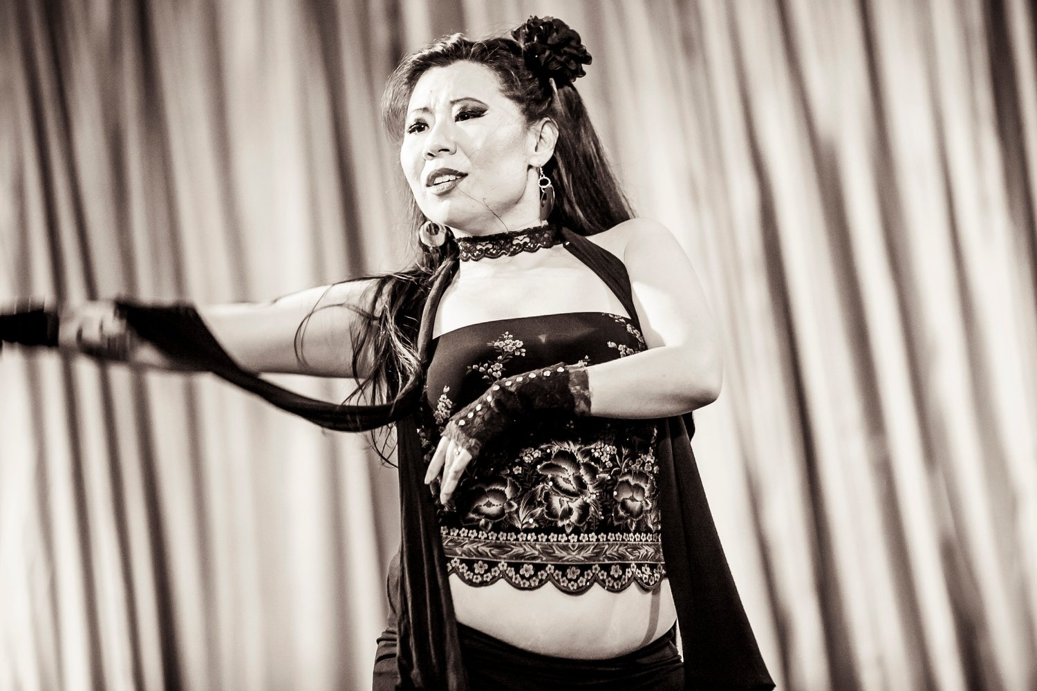Belly Dance Fusion - Monthly Pass