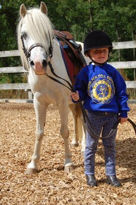 Childrens group Lead Rein Lesson