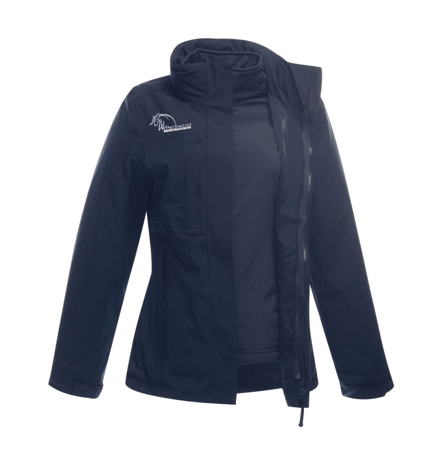 WHEC Womens Kingsley 3-in-1 jacket