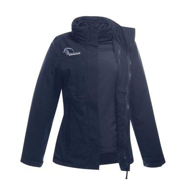 WHEC Womens Kingsley 3-in-1 jacket