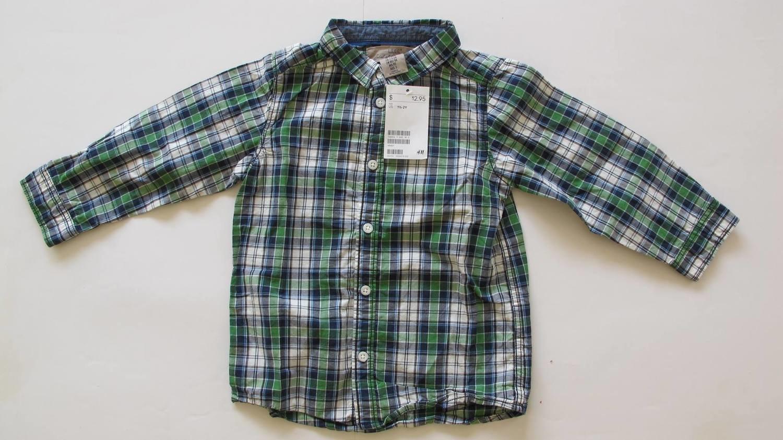 H&M Label Of Graded Goods Shirt