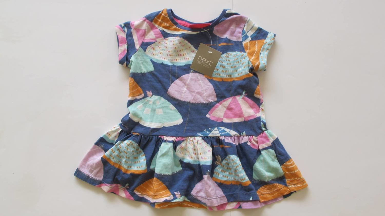 Next Parasol Dress Multicoloured