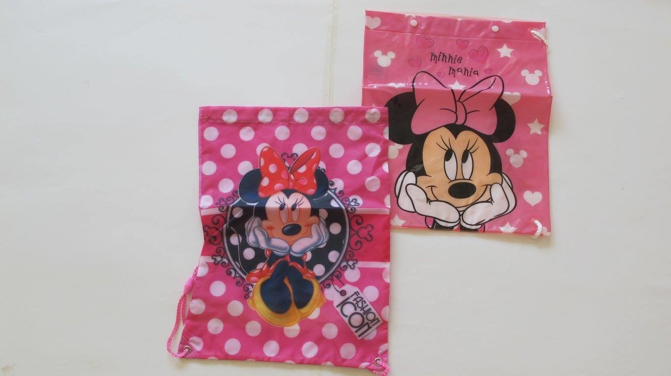Minnie Mouse Swim Bag