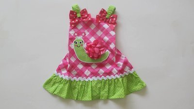 Snail Sundress