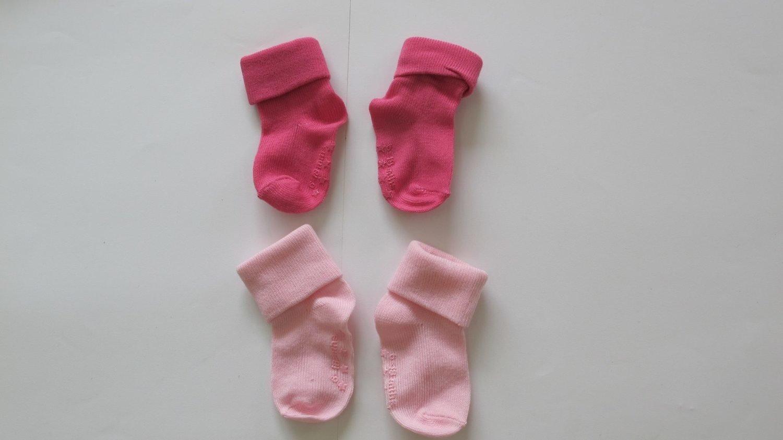 Baby Kisses Gripper Socks