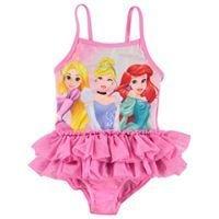Character disney princesses Swimsuit Girls