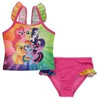 Character my little pony Swimsuit Girls