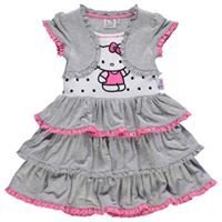 Character hello kitty Play Dress Girls