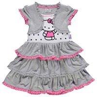 Character hello kitty Play Dress Girls