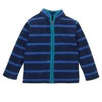 Blue Stripped Fleece