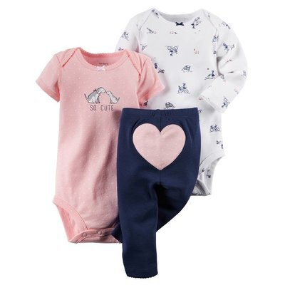 3 piece Bodysuits and pant set