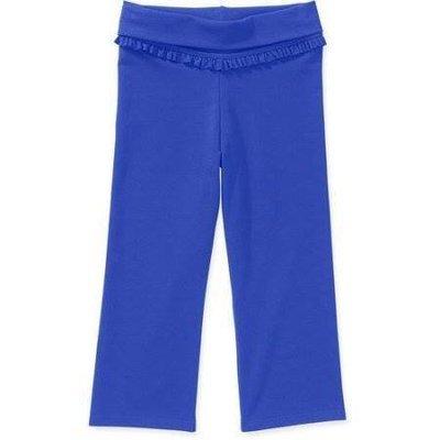 Garanimals Baby Toddler Girl Mix n Match Ruffled Yoga Pants